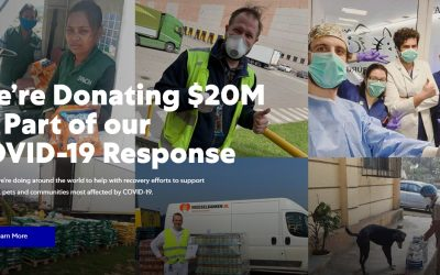 Mars Commits $20M to Communities in COVID-19 Response