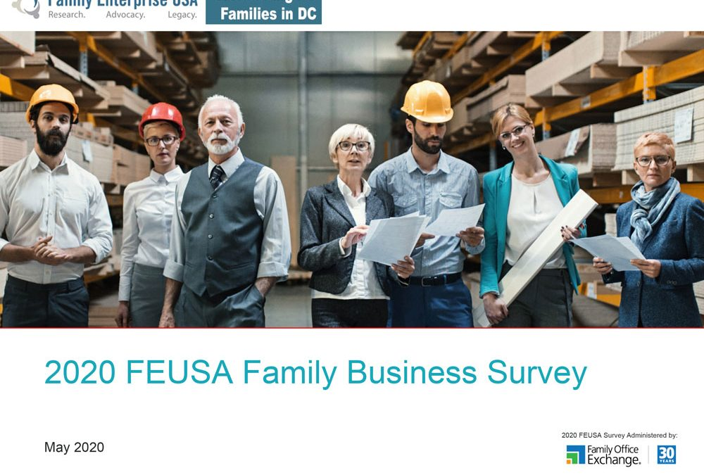 2020 Family Business Survey Results