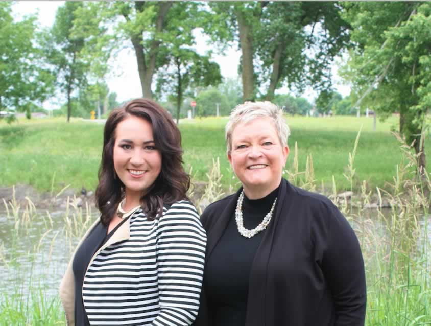 Mother-daughter team draws on 'wealth of experience' to help clients through uncertain times
