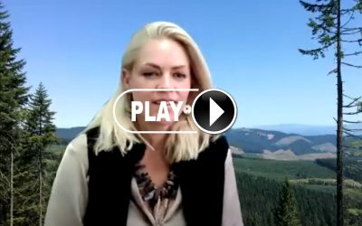 WATCH; Casey Roscoe 3rd Generation, Seneca, Eugene, OR; The Impact Of The Estate Tax (Death Tax)